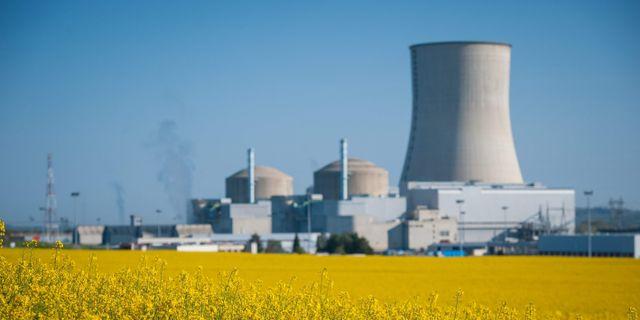 Reaktorer i Civaux. GUILLAUME SOUVANT / AFP