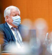 Inrikesminister Horst Seehofer.  Fabrizio Bensch / TT NYHETSBYRÅN