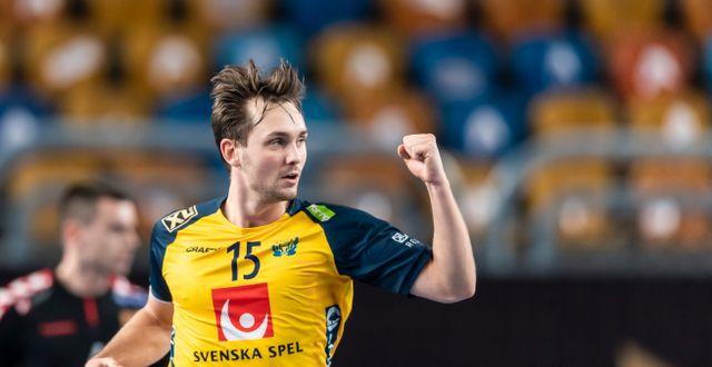 Hampus Wanne MATHIAS BERGELD / BILDBYRÅN