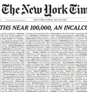 New York Times/Minnesplats New York Times/TT