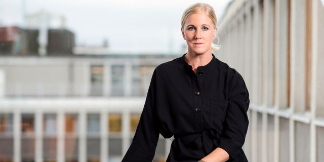 Anna Stellinger.  Pressbild / Svenskt Näringsliv
