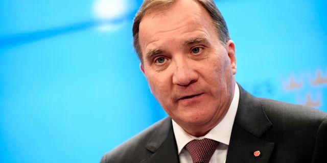 Stefan Löfven (S). TT News Agency / TT NYHETSBYRÅN