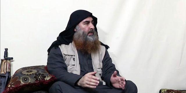 Arkivbild på Baghdadi TT NYHETSBYRÅN/ NTB Scanpix