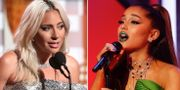 Lady Gaga / Ariana Grande.  TT