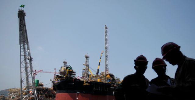 Petrobras.  Felipe Dana / TT NYHETSBYRÅN