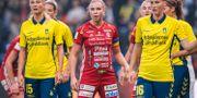 Piteå lyckades inte besegra Brøndby. ©ANDERS KJÆRBYE / BILDBYRÅN