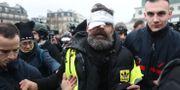Jerome Rodrigues. ZAKARIA ABDELKAFI / AFP