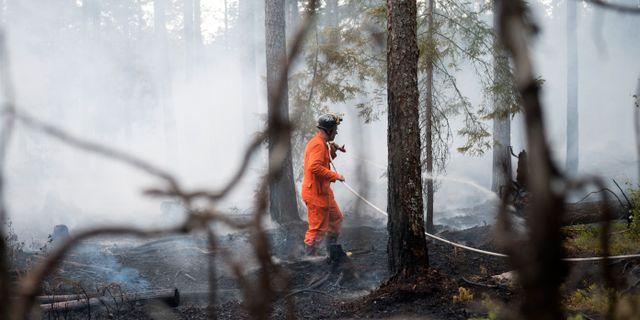 Naturkatastrof hotar spaniens kust