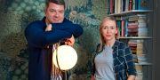 Mats Strandberg och Jenny Jägerfeld Anders Wiklund/TT / TT NYHETSBYRÅN