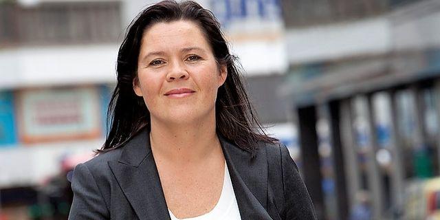Elisabeth Holvik. Fotograf Ørnelund AS