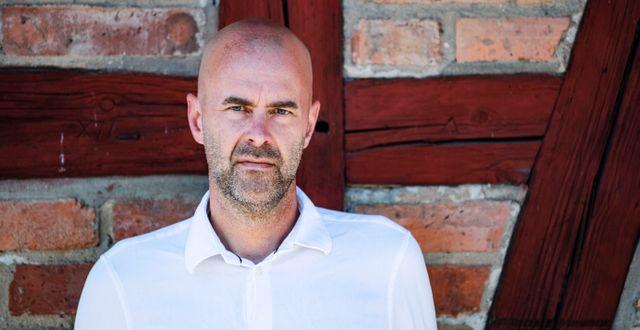 Patrik Svensson. Johan Nilsson/TT / TT NYHETSBYRÅN