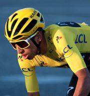 Arkivbild på Egan Bernal från förra årets Tour de France Thibault Camus / TT NYHETSBYRÅN