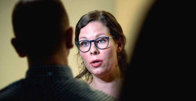 Maria Malmer Stenergard. Jessica Gow/TT / TT NYHETSBYRÅN