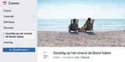 Festens Facebook-sida Skärmdump från Facebook