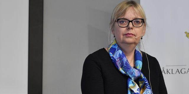 Eva-Marie Persson. Jessica Gow/TT / TT NYHETSBYRÅN
