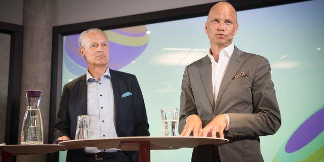 Bezav Mahmod/SvD/TT / TT NYHETSBYRÅN