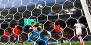 Iago Aspas stod för Spaniens 2–2-mål.  FABRIZIO BENSCH / BILDBYR N