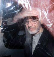 Julian Assange. Dominic Lipinski / TT NYHETSBYRÅN