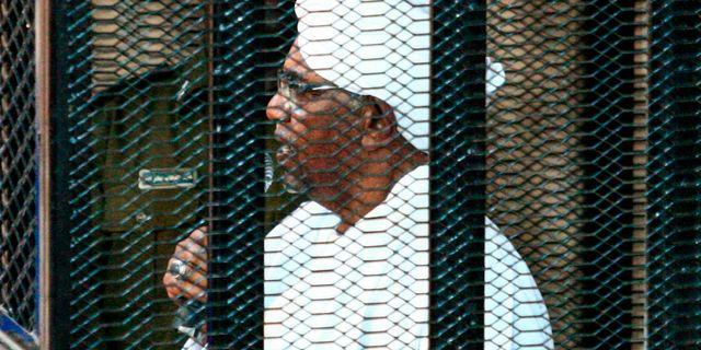 Sudans expresident Omar al-Bashir. EBRAHIM HAMID / AFP