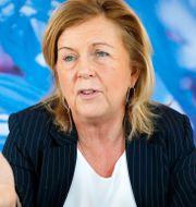 Maria Arnholm. Christine Olsson/TT / TT NYHETSBYRÅN
