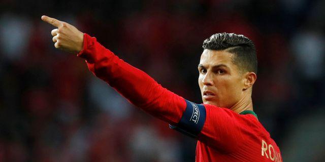 Cristiano Ronaldo. SUSANA VERA / BILDBYRÅN