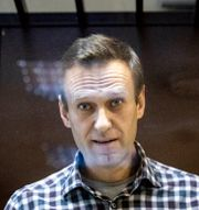 Aleksej Navalnyj.  Alexander Zemlianichenko / TT NYHETSBYRÅN