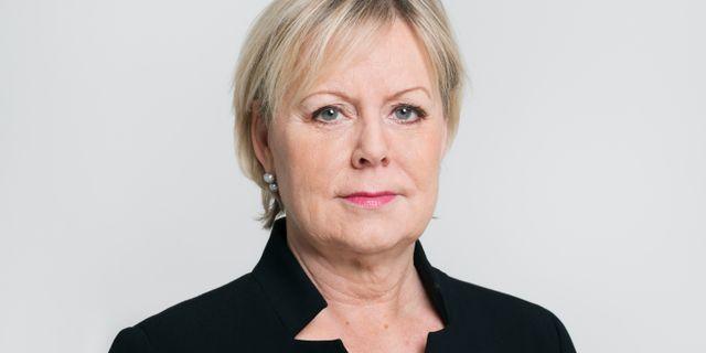 Jämställdhetsmyndighetens generaldirektör Lena Ag Ester Sorri