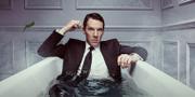 Benedict Cumberbatch som Patrick Melrose.  HBO Nordic