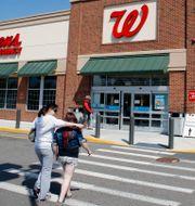 Walgreens-butik i Boston, USA. Steven Senne / TT NYHETSBYRÅN