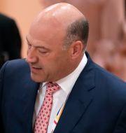 Cohn var tidigare president Trumps ekonomiske rådgivare. Michael Sohn / TT / NTB Scanpix