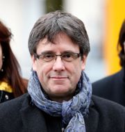 Carles Puigdemont FRANCOIS LENOIR / TT NYHETSBYRÅN