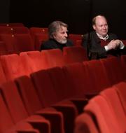 Arkivbild, Henrik Dorsin på Scalateatern. TT