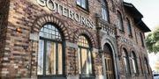 Slakhuset i Göteborg. Higab/Johannes Tovatt