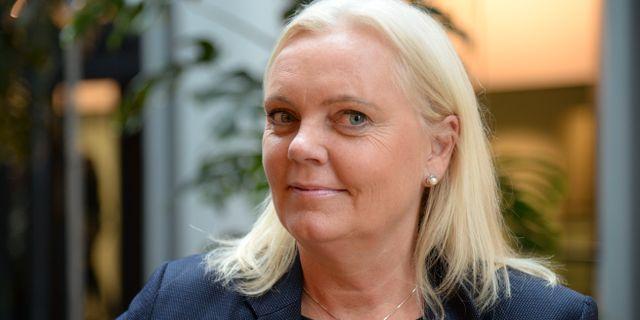 Kristina Winberg Anna Karolina Eriksson/TT / TT NYHETSBYRÅN