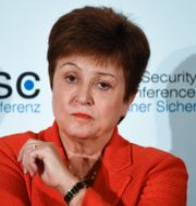 Kristalina Georgieva, IMF:s direktör. Jens Meyer / TT NYHETSBYRÅN