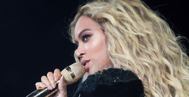 Beyoncé Knowles. Daniela Vesco / TT NYHETSBYRÅN