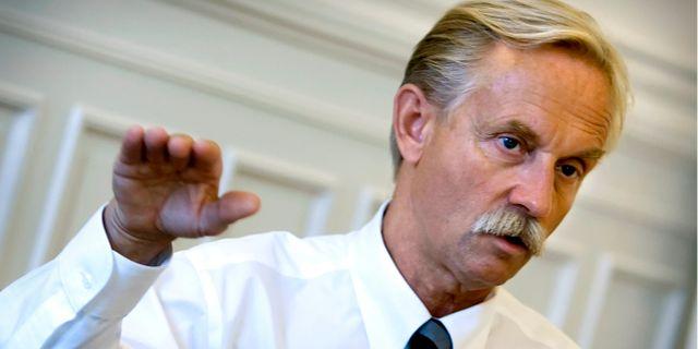 Jan Häggström.  Claudio Bresciani / TT NYHETSBYRÅN
