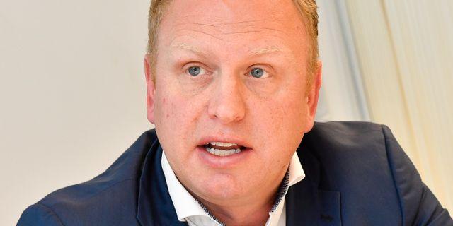 Henrik Henriksson Jonas Ekströmer/TT / TT NYHETSBYRÅN