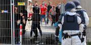 700 personer sattes i karantän i Göttingen. Stefan Rampfel / TT NYHETSBYRÅN
