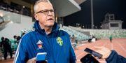 Janne Andersson. CARL SANDIN / BILDBYRÅN