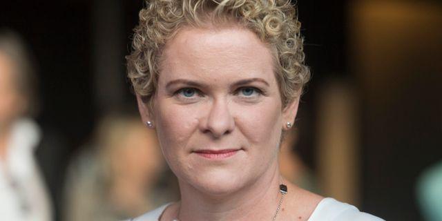 Karin Wanngård.  Fredrik Sandberg/TT / TT NYHETSBYRÅN