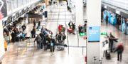 Arlanda flygplats.  Daniel Blom/pressbild