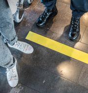 Passkontroll på Arlanda. Tomas Oneborg/SvD/TT / TT NYHETSBYRÅN
