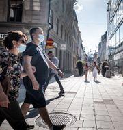 Bild från Drottning Magnus Hjalmarson Neideman/SvD/TT / TT NYHETSBYRÅN