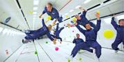 Bolaget Novespace samarbetar med Frankrikes nationella center för rymdstudier och kommer att skicka upp 40 passagerare åt gången vid tre tillfällen i oktober och november 2016. Astro Watch