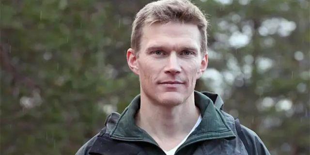 Christian Rimpi, förvaltare för Jokkmokks Skogsallmänning.