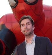 """Regissören Jon Watts vid premiären av """"Spider-Man: Far From Home"""" Chris Pizzello / TT NYHETSBYRÅN/ NTB Scanpix"""
