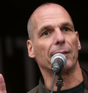 Yanis Varoufakis. Isabel Infantes / TT NYHETSBYRÅN
