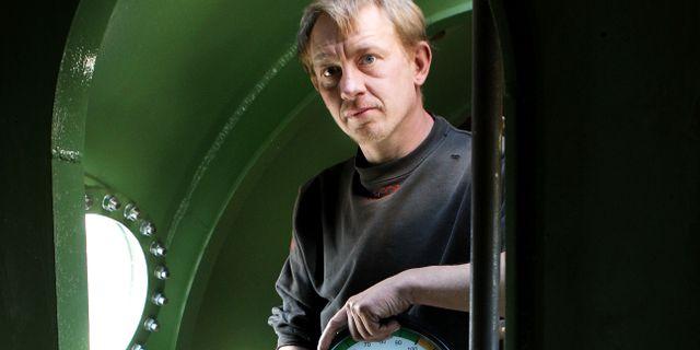 Peter Madsen. Arkivbild. Niels Hougaard / TT NYHETSBYRÅN/ NTB Scanpix