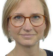 Åsa Eriksson (S). TT / Riksdagen.
